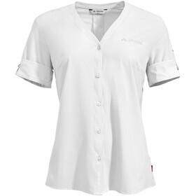 VAUDE Skomer Shirt III Women, blanco